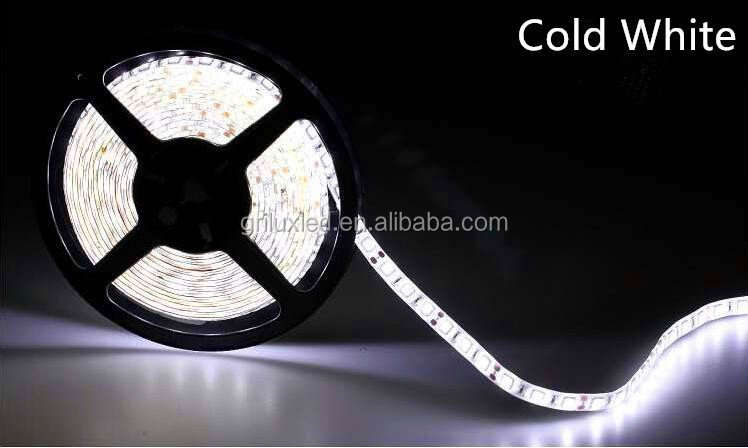 GLX-3528 Hot selling flat strip lights waterproof flexible led strio for decoration