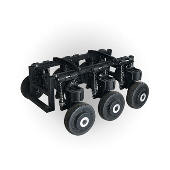 Six-wheel all terrain robot chassis XCR Series