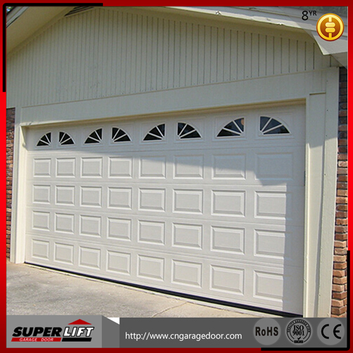 Quick Install Auto Sectional Garage Door