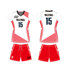 Nieuwe Professionele Vrouwen <span class=keywords><strong>Volleybal</strong></span> Jerseys Uniformen Sport <span class=keywords><strong>slijtage</strong></span> Pak Ontwerp Uw Eigen <span class=keywords><strong>Volleybal</strong></span> <span class=keywords><strong>Jersey</strong></span>