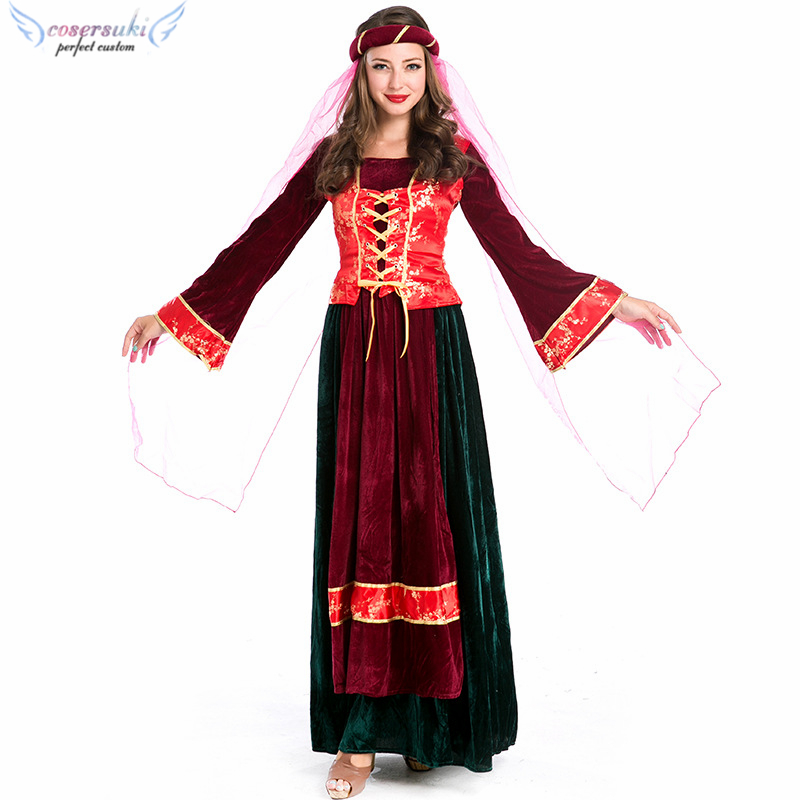 Halloween costume movie Persia hostess game stage cosplay stage performance costume