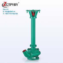 submersible sand dredging pump for sewage water submersible sump pump
