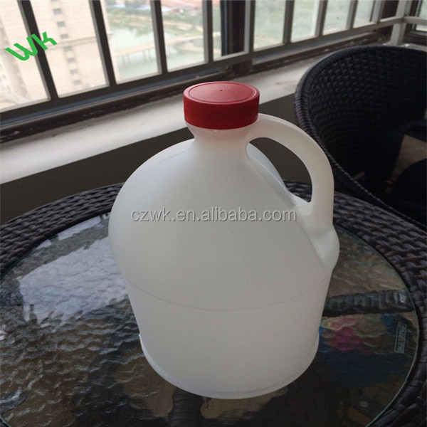 1 Gallon HDPE plastic bottle plastic water bottles for liquid