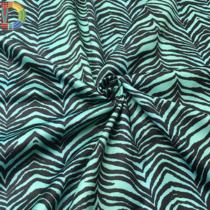 Free sample leaf Printing Fabric 100%polyester Fabric