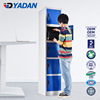 Chinese style Steel five Door School Locker Gym Cheap Locker