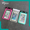 Easy to clean waterproof cell phone covers