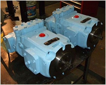 Hydraulic pumps buy parker pump product on for Parker hydraulic motor distributors