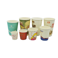 Extripod factory price pe coated disposable hot sale auto paper cup die cut machine