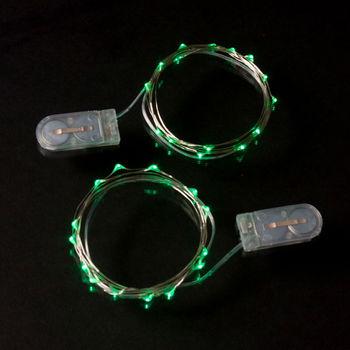 Ultra Dunne 2 Stks Cr2032 Batterijen Micro Led Fairy String