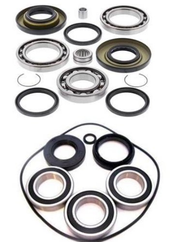 YA D74789-1X Yukon Gear /& Axle Rear Right Axle for AMC Model 35 Differential with 54-Tooth 3.5 ABS Ring 1541H Alloy