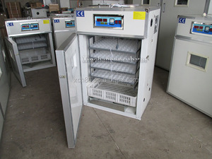 CE approved best for industrial animal husbandry parrot egg incubators for sale