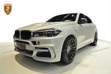 New haman style body kit for 2015 b-mw x6 f16 in frp