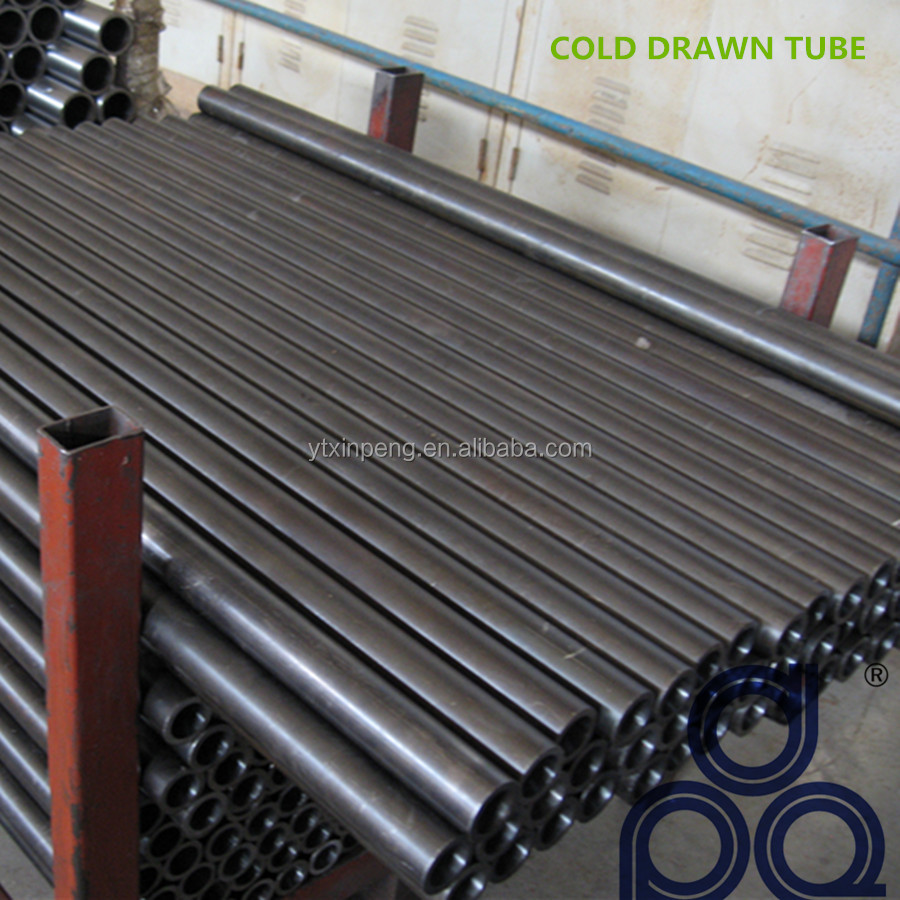 Cold drawn hydraulic cylinder seamless steel <strong>tube</strong> a106