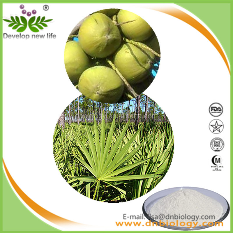 High Quality Saw Palmetto Berry Extract 25% Fatty Acid Health ...