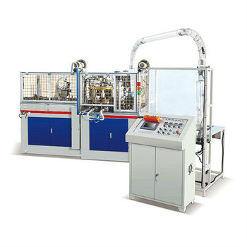 High End Bottom Price Paper Cup Machine Germany