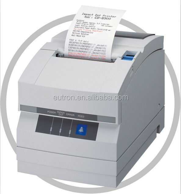 CITIZEN barcode <strong>printer</strong> for cash register,POS system
