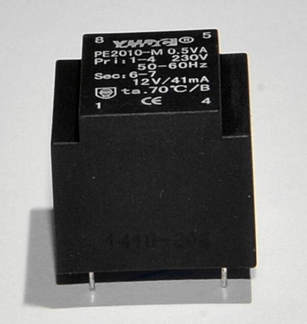 YHDC PCB welding isolation transformer PE4816-I 10VA input 230V output 24V