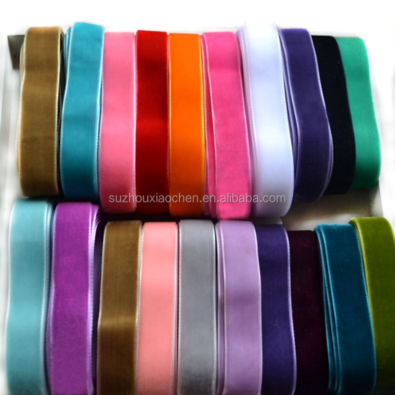 3 Inch Glitter Grosgrain Pita Pabrik Polyester Natal Warna Solid Single/Double Faced Satin Pita untuk Busur