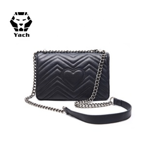 0e68fff1d94e Chain fashion luxury tote china wholesale popular high quality classic hand  pu lady handbags bags crossbody