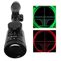 4 16x40 Red Green Dot Sight Hunting Scopes Adjustable Tactical Riflescope Reticle Sight Scope for Shot