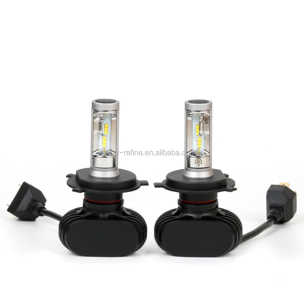 LED headlight convertion kits factory price new arrival h4 led headlight high low beam lamp h4 led headlight high low beam