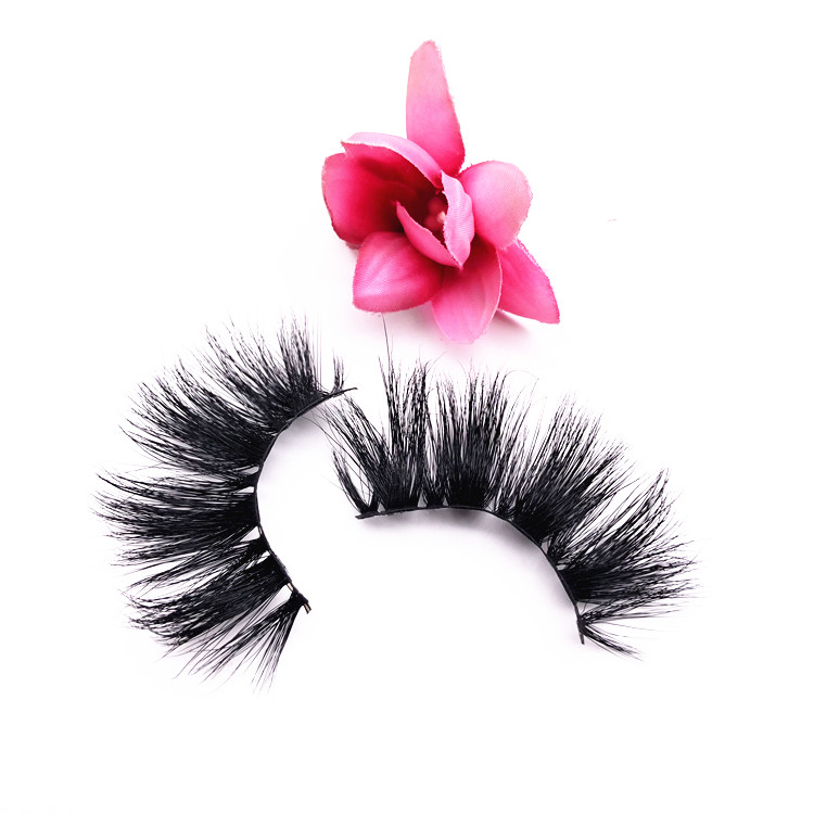Handmade 3D Mink New Style 25mm Length Makeup Lashes Vendor Natural False Eyelashes фото