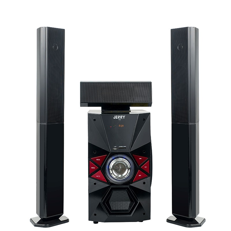 Jerry Power Nh3 New Model Boss Home Theater System Studio Monitor