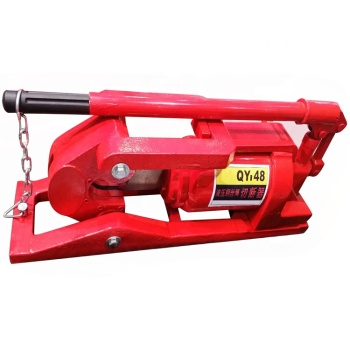 Factory supply wire rope cutter with cheap price