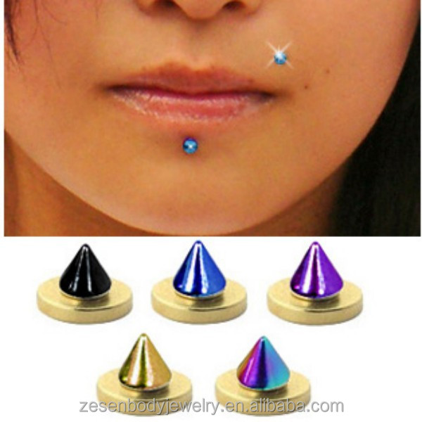 Magnetic Labret Nose Stud Body Non Piericing Jewelry Buy Labret Stud Magnetic Fake Nose Stud Manyetik Dudak Piercing Product On Alibaba Com