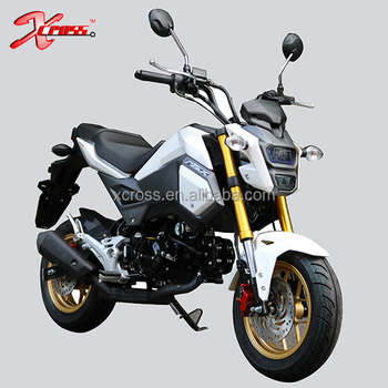 2016 New Monkey Bike Msx 125 Sf 125cc Motorcycles Mini Moto 125cc