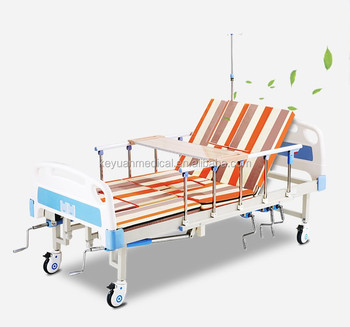 China Supplier Medical Equipment Turn-over Assisting Function Hospital Bed  Prices - Buy Cheap Hospital Bed,Nursing Bed,Hospital Beds For Sale Product