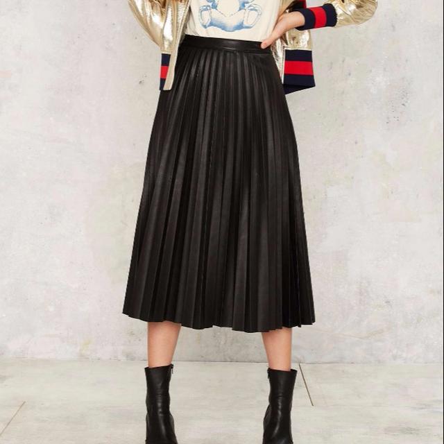 6a5ff4b55 Promoción maxi gasa falda negro, Compras online de maxi gasa falda ...