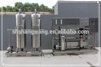 RO Pure water treatment system/ Water Treatment unit/Reverse osmosis Water treatment machine