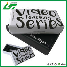 Custom logo USB flash pen drive gift packaging box cardboard box for usb flash drive factory from China