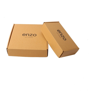 Hot Sale Brown Kraft Paper Shipping Caton Corrugated Box