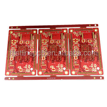Multilayer PCBs/OSP/Quick Turn Prototype Immersion Gold PCB Service with UL & RoHS Marks