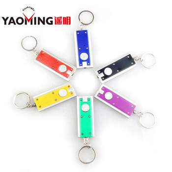 Promotion Mini Flashlight Led Camping Keyring Flashlight d3b1ca5ac145