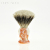 2018 new design badger hair or synthetic shaving brush whit box for men's gift