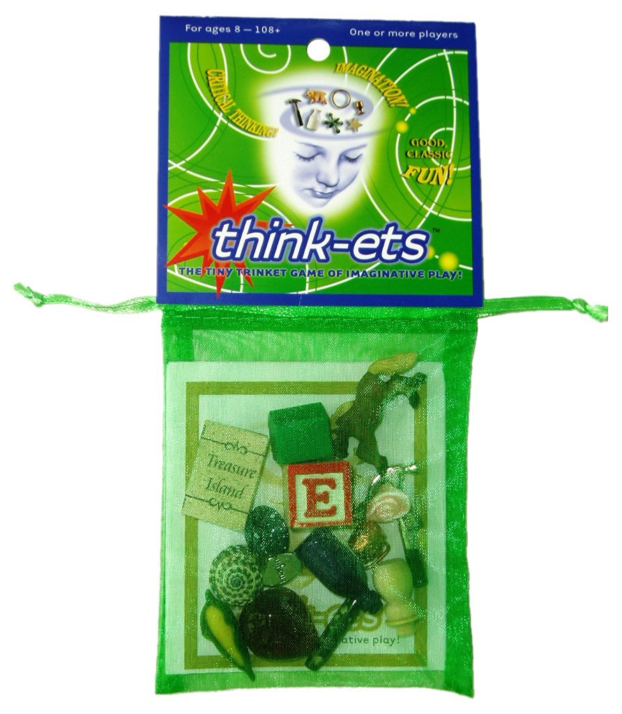Think-ets Green Pouch Game