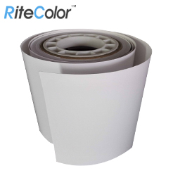 Waterproof 100mic Milky Inkjet Print Film,Economical Inkjet Transparency Film Printing
