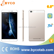 phone manufacturing company in china / cheap 6 inch smartphone/ oem mobile phone
