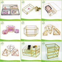 brass metal^ glass^ stainless steel* man watches& bracelet jewelry& paper box[] wholesale shadox storage gold gifts jewelry box