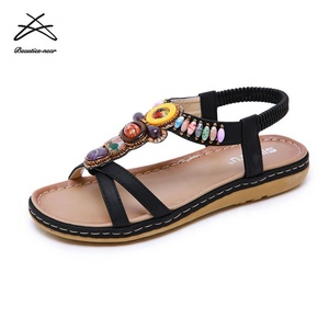 03c45aed322ad China new pu ladies sandals wholesale 🇨🇳 - Alibaba