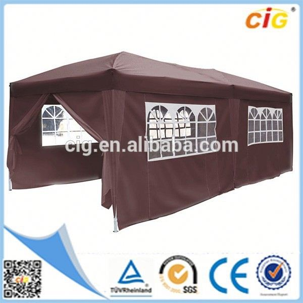 Passed SGS Attractive spare parts for tents