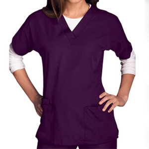 Fashion Design Long Sleeve nurse uniform