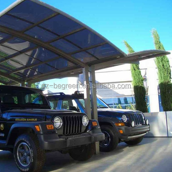 Outdoor Aluminum Car Parking Canopy For Sale & Outdoor Aluminum Car Parking Canopy For Sale View 2 car parking ...