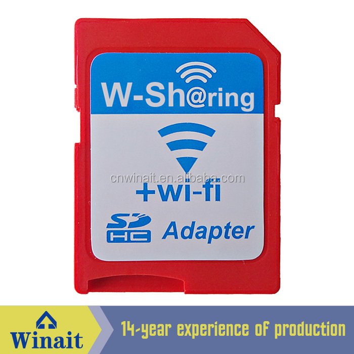 For Camera Micro Sd Card Wifi Adapter Ws-02