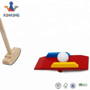 Children Golf clubs wood golf for kids and family fun