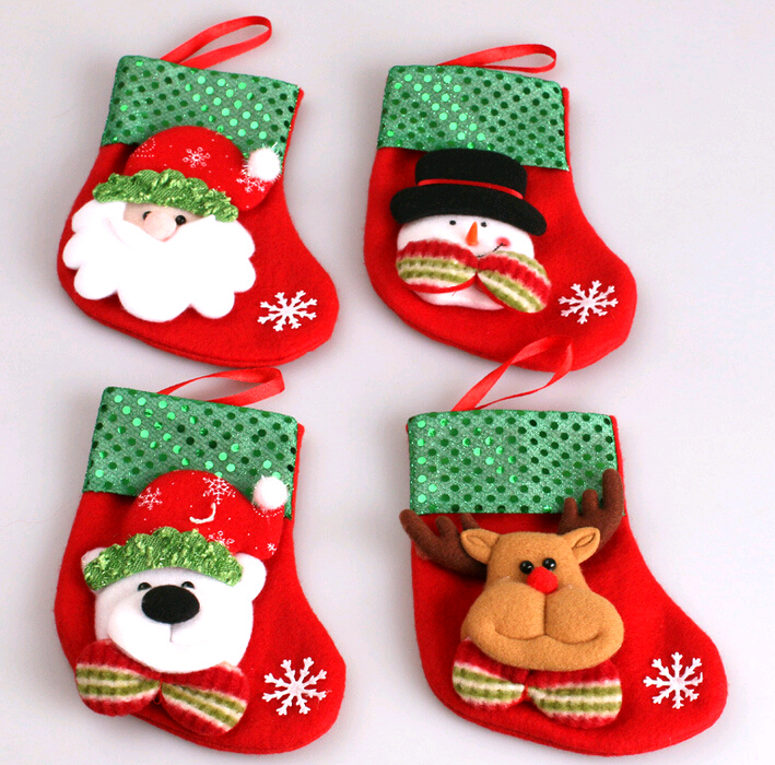 CHRISTMAS STOCKINGS new PERSONALISED Embroidered stocking