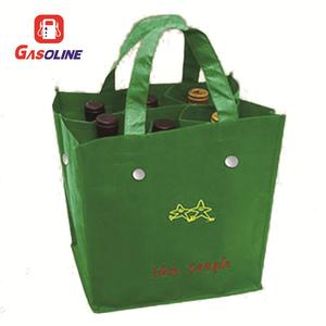 Popular top grade azo free advertise non woven bags